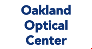 Product image for Oakland Optical Center Only $68 Complete Eye Exams Walk-Ins Welcome