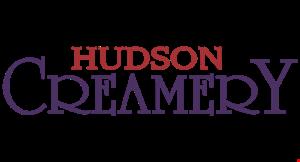 HUDSON CREAMERY logo