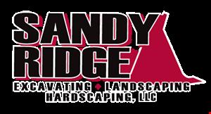 Sandy Ridge Excavating, Hardscaping & Landscaping, LLC logo
