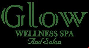 Glow Wellness Spa logo