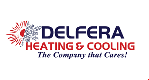 Delfera Heating & Cooling logo