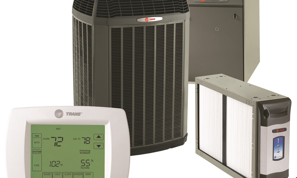 Product image for Delfera Heating & Cooling $50 off Any Repair