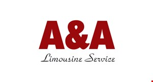 Product image for A & A Limousine Service $50 off any service package 3 hours or more