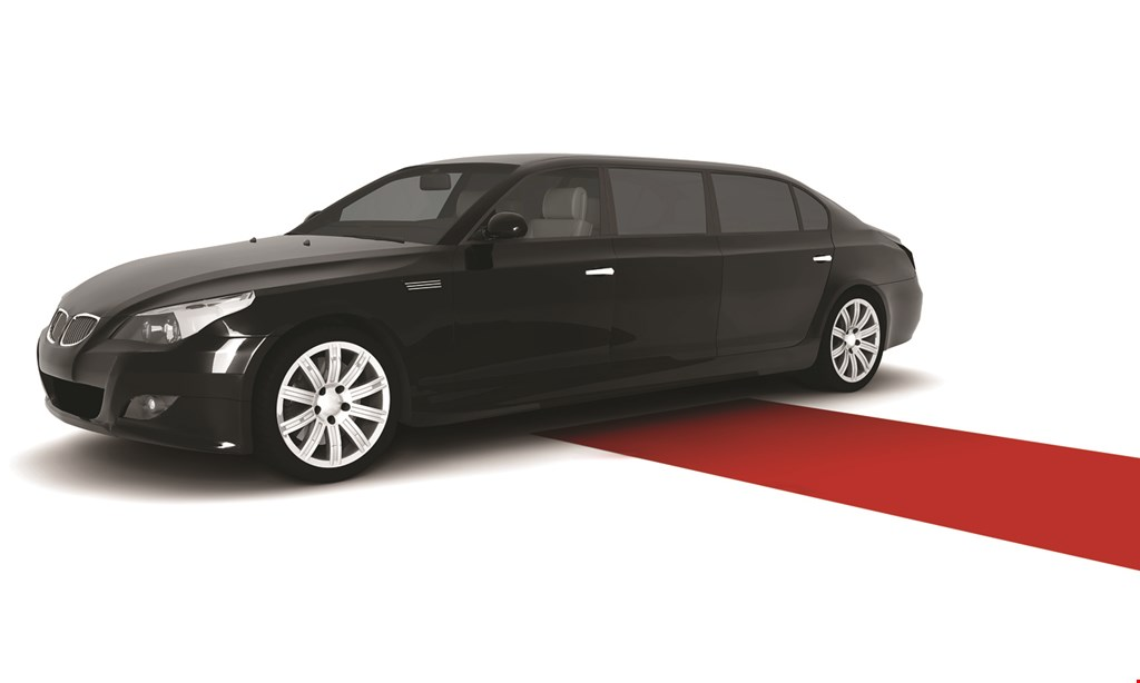 Product image for A & A Limousine Service $50 off any service package of 3 hours or more