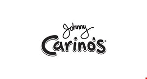 Product image for Johnny Carino's Free entree with the purchase of any entree of equal or greater value