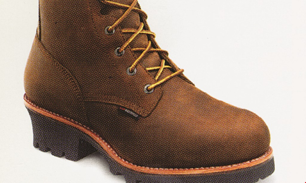 Product image for RED WING SHOES $30 off boots & shoes $201 and up.