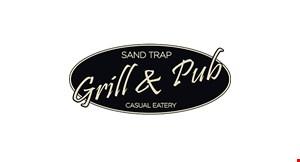 Sand Trap Grill & Pub logo
