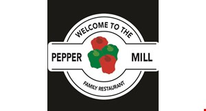 Product image for Peppermill Restaurant $2 off any purchase