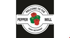 Peppermill Restaurant logo