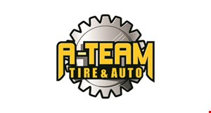 Product image for A-Team Tire & Auto $25 For A Standard Oil Change, Filter, Tire Rotation & Safety Inspection (Reg. $59)