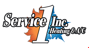 Service One Heating & AC logo