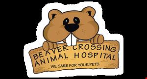 Beaver Crossing Animal Hospital logo