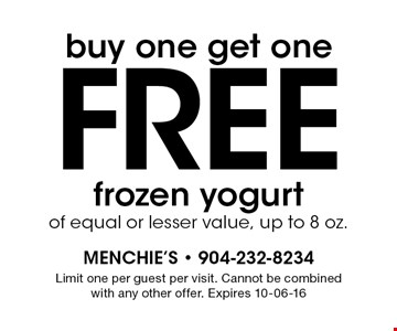 $5 off froyo cake. Cannot be combined with any other offer. Valid thru 11-04-16. mint