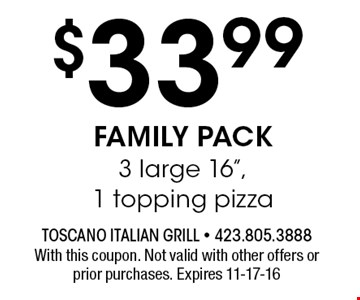$33.99 FAMILY PACK3 large 16