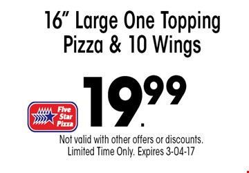 Five star pizza coupons
