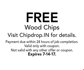 $100 OFF Services of $600 or more.. Payment required within 24 hours of job completion. Valid only with coupon. Not valid with any other offer or coupon.EXPIRES 7-14-17