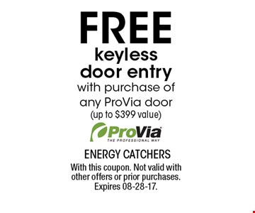 FREE keyless