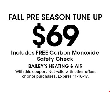 FREE Diagnostic Fee with Repairs. With this coupon. Not valid with other offers or prior purchases. Expires 11-18-17.