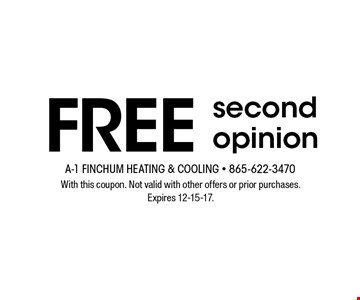 FREE second
