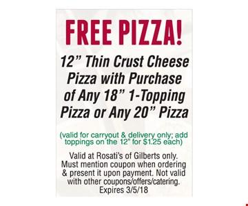 Free Pizza!12