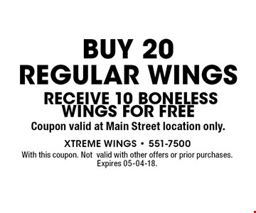 Buy 20 