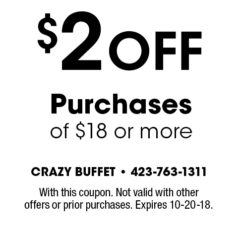 localflavor com crazy buffet 10 for 20 worth of chinese rh localflavor com crazy buffet coupons evansville in crazy buffet coupons orlando