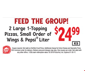 Feed the Group $24.99