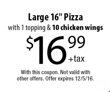 $16.99 Large 16