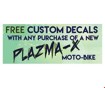 free custom decals