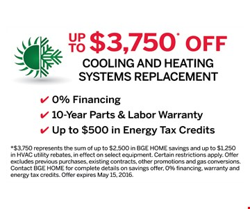 up to $3750 off