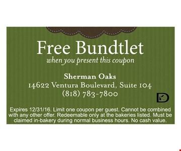 Free Bundlet