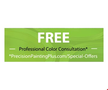 Free professional color consultation