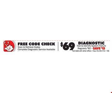 Free code check