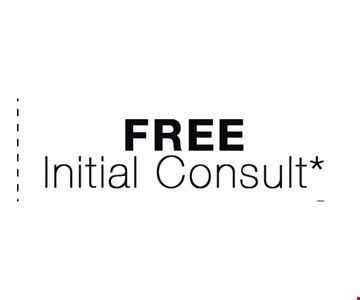 Free Initial Consult*