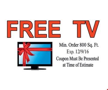 Free TV.