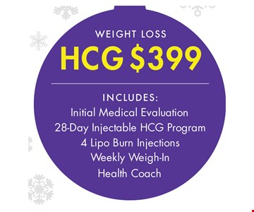 Weight Loss HGC $399