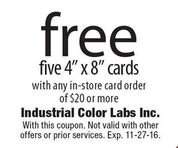 Free five 4