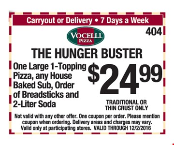 The Hunger Buster for $24.99.
