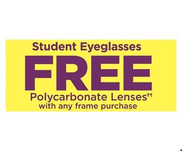 Free Polycarbonate Lenses