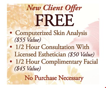 Free New Client Offer