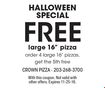 HALLOWEEN SPECIAL Free large 16