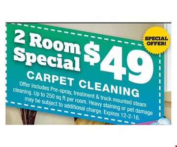 2 room special $49