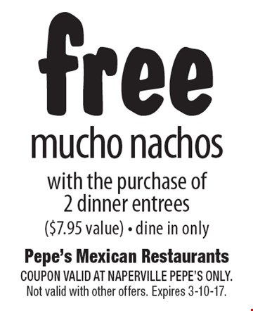 Pepe's mexican restaurant coupons discounts