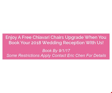 free chiavarl chairs upgrade