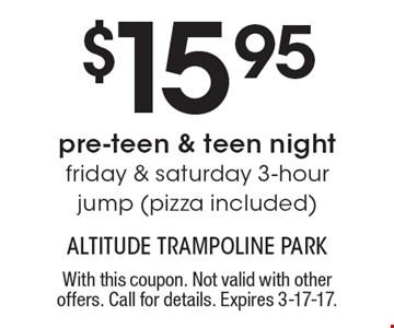 Altitude trampoline park coupon code