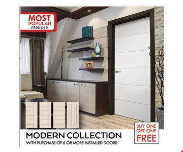 Modern Collection Buy one Get one Free