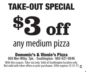 Vinny's pizza coupons