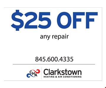 $25 Off Any Repair