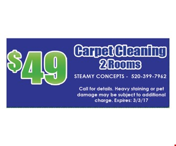 $49 carpet cleaning
