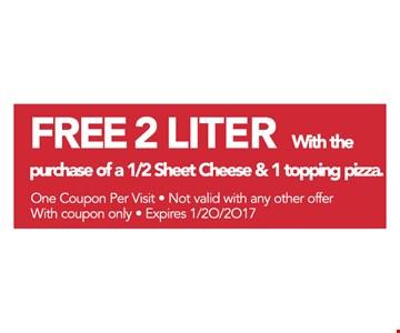 Free 2 liter